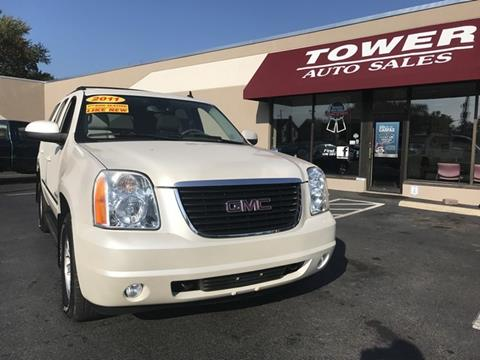 2011 GMC Yukon for sale in Schenectady, NY