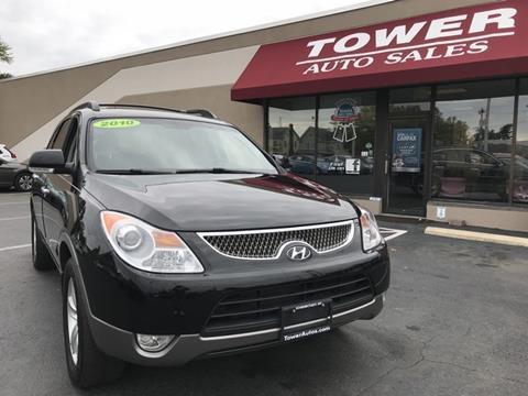 2010 Hyundai Veracruz for sale in Schenectady, NY