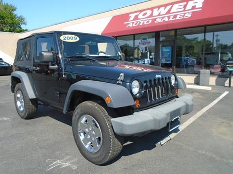 2009 Jeep Wrangler for sale in Schenectady, NY