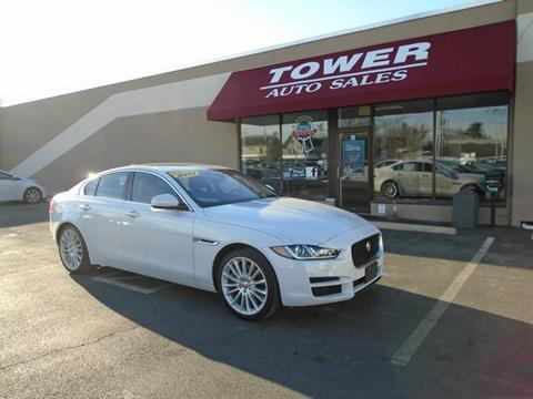 Tower Auto Sales >> 2017 Jaguar Xe For Sale In Schenectady Ny