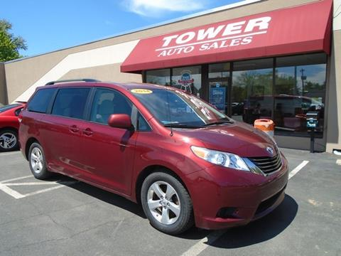 2014 Toyota Sienna for sale in Schenectady, NY