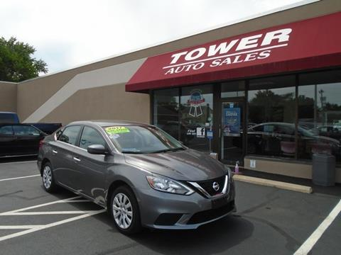 2017 Nissan Sentra for sale in Schenectady, NY