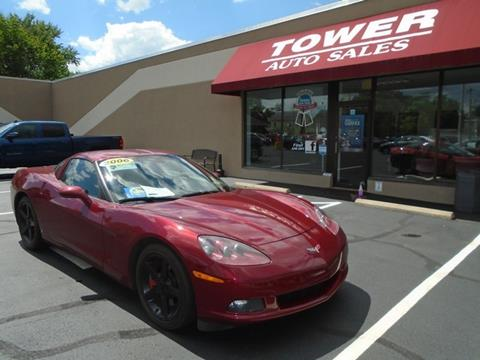 2006 Chevrolet Corvette for sale in Schenectady, NY