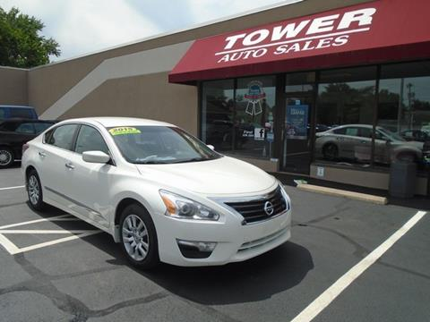 2015 Nissan Altima for sale in Schenectady, NY