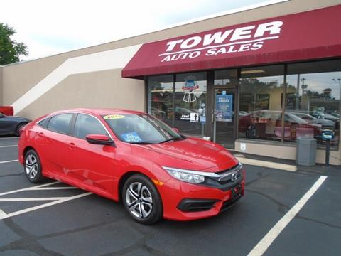 2016 Honda Civic for sale in Schenectady, NY