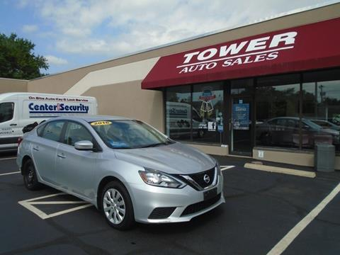 2016 Nissan Sentra for sale in Schenectady, NY