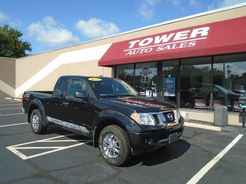 2014 Nissan Frontier for sale in Schenectady, NY