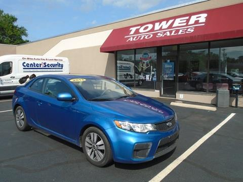 2013 Kia Forte Koup for sale in Schenectady, NY