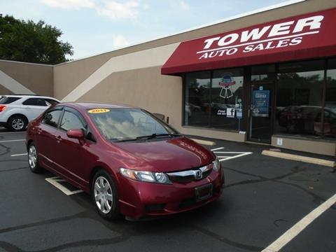2011 Honda Civic for sale in Schenectady, NY