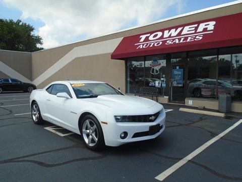 2012 Chevrolet Camaro for sale in Schenectady, NY
