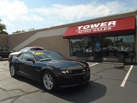 2015 Chevrolet Camaro for sale in Schenectady, NY