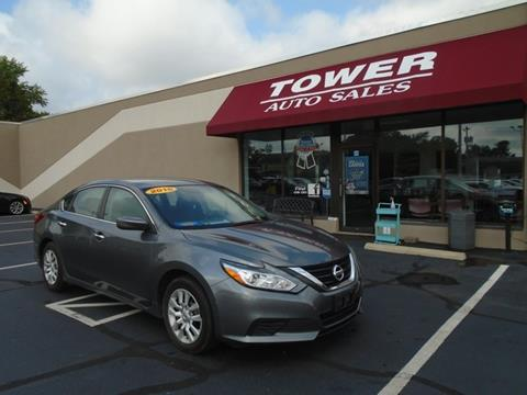 2016 Nissan Altima for sale in Schenectady, NY