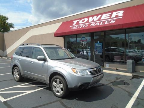 2010 Subaru Forester for sale in Schenectady, NY