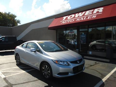 2013 Honda Civic for sale in Schenectady, NY