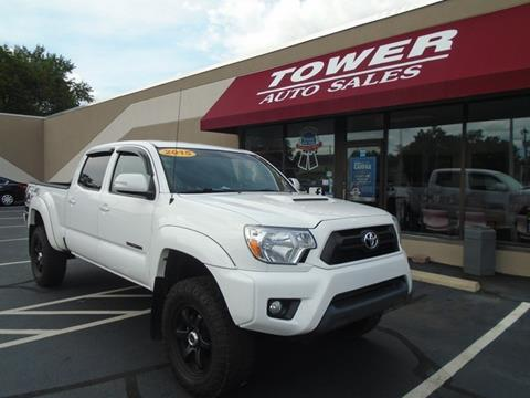2015 Toyota Tacoma for sale in Schenectady, NY