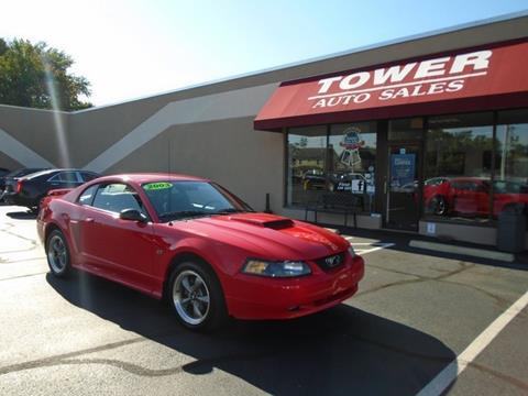 2003 Ford Mustang for sale in Schenectady, NY