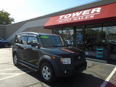 2005 Honda Element for sale in Schenectady, NY