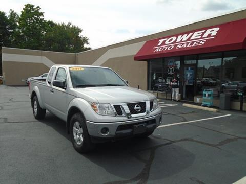 2011 Nissan Frontier for sale in Schenectady, NY