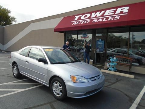 2001 Honda Civic for sale in Schenectady, NY