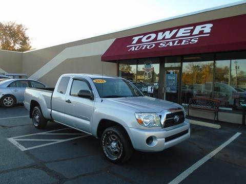 2011 Toyota Tacoma for sale in Schenectady, NY
