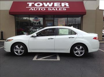 2013 Acura TSX for sale in Schenectady, NY
