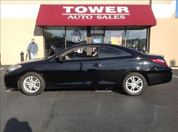 2007 Toyota Camry Solara for sale in Schenectady, NY