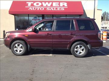 2007 Honda Pilot for sale in Schenectady, NY