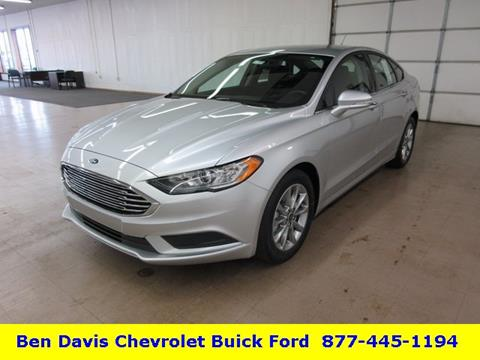 2017 Ford Fusion for sale in Auburn, IN