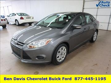 2014 Ford Focus for sale in Auburn, IN