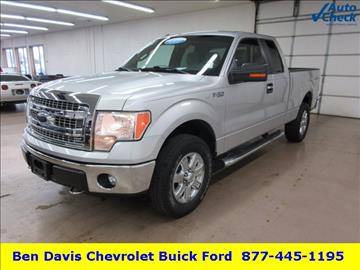 2014 Ford F-150 for sale in Auburn, IN