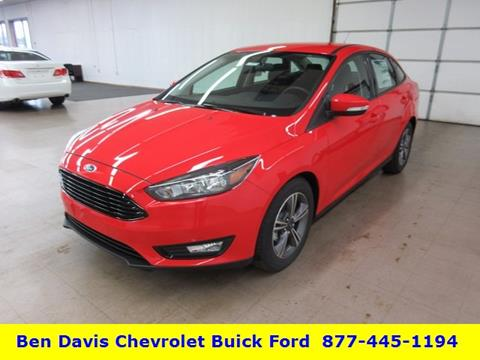 2017 Ford Focus for sale in Auburn, IN