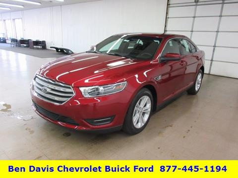 2017 Ford Taurus for sale in Auburn, IN