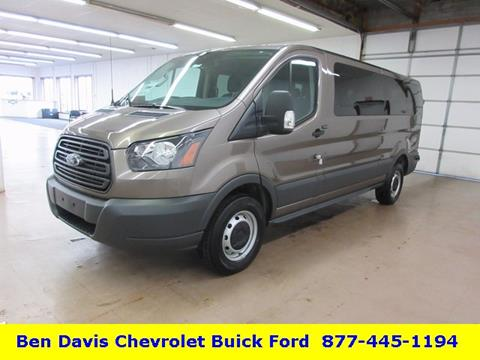 2018 Ford Transit Wagon for sale in Auburn, IN