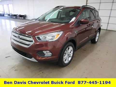 2018 Ford Escape for sale in Auburn, IN