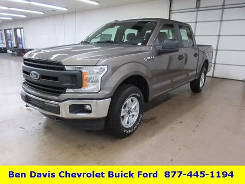 2018 Ford F-150 for sale in Auburn, IN
