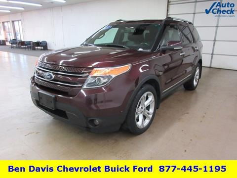 2011 Ford Explorer for sale in Auburn, IN