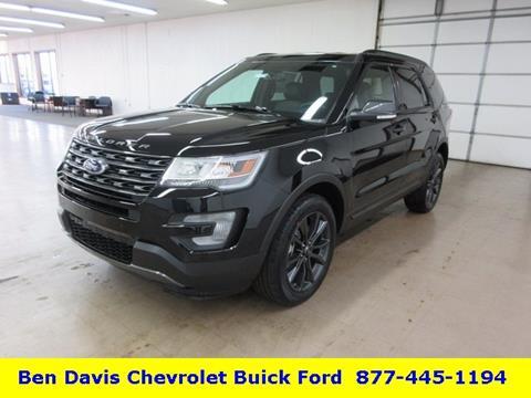 2017 Ford Explorer for sale in Auburn, IN