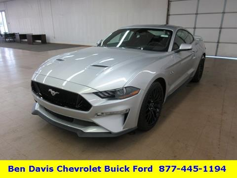 2019 Ford Mustang for sale in Auburn, IN
