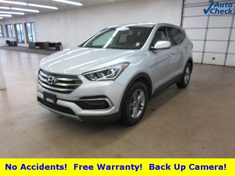 2017 Hyundai Santa Fe Sport for sale in Auburn, IN