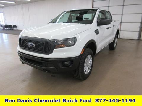 2019 Ford Ranger for sale in Auburn, IN