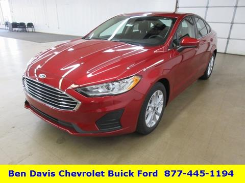2020 Ford Fusion for sale in Auburn, IN