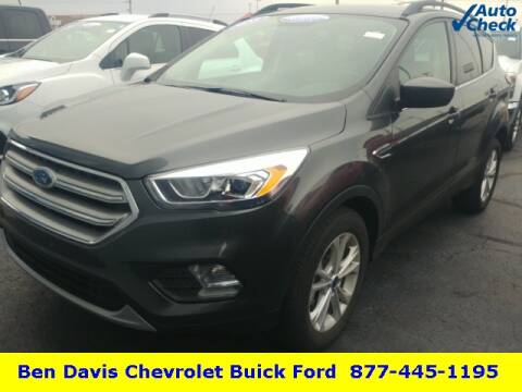 Ford Fort Wayne >> Used Ford Escape For Sale In Fort Wayne In Carsforsale Com
