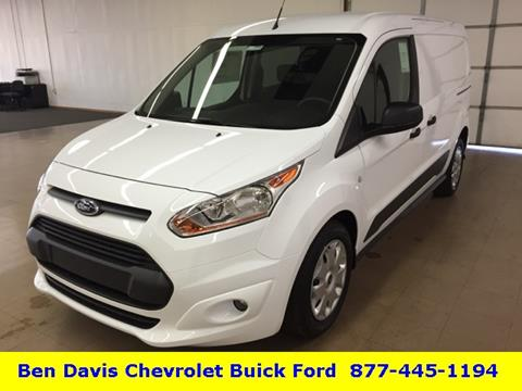 2016 Ford Transit Connect Cargo for sale in Auburn, IN