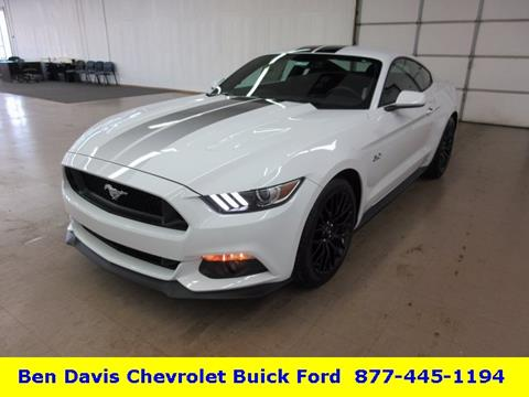 2017 Ford Mustang for sale in Auburn, IN