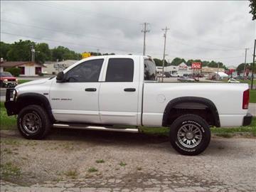 2006 Dodge Ram Pickup 2500 for sale in Willard, MO
