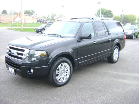 2011 Ford Expedition EL for sale in Sparta, WI