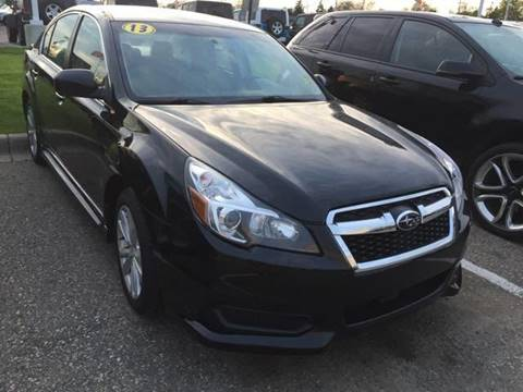 2013 Subaru Legacy for sale at Averys Auto Group in Lapeer MI