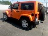 2012 Jeep Wrangler for sale at Averys Auto Group in Lapeer MI