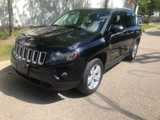 2016 Jeep Compass for sale at Averys Auto Group in Lapeer MI