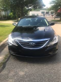 2014 Hyundai Sonata for sale at Averys Auto Group in Lapeer MI